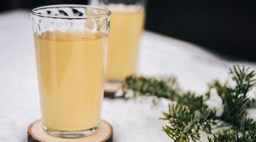 Christmas tree Kombucha