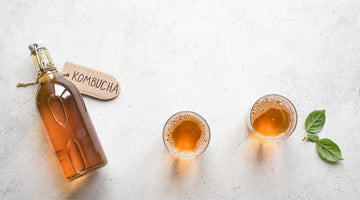 6 Health Benefits of Homemade Kombucha