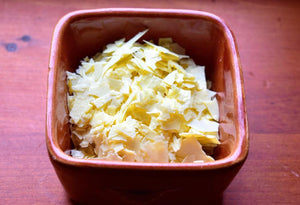 Parmesan-Style Kefir Cheese Flakes Recipe