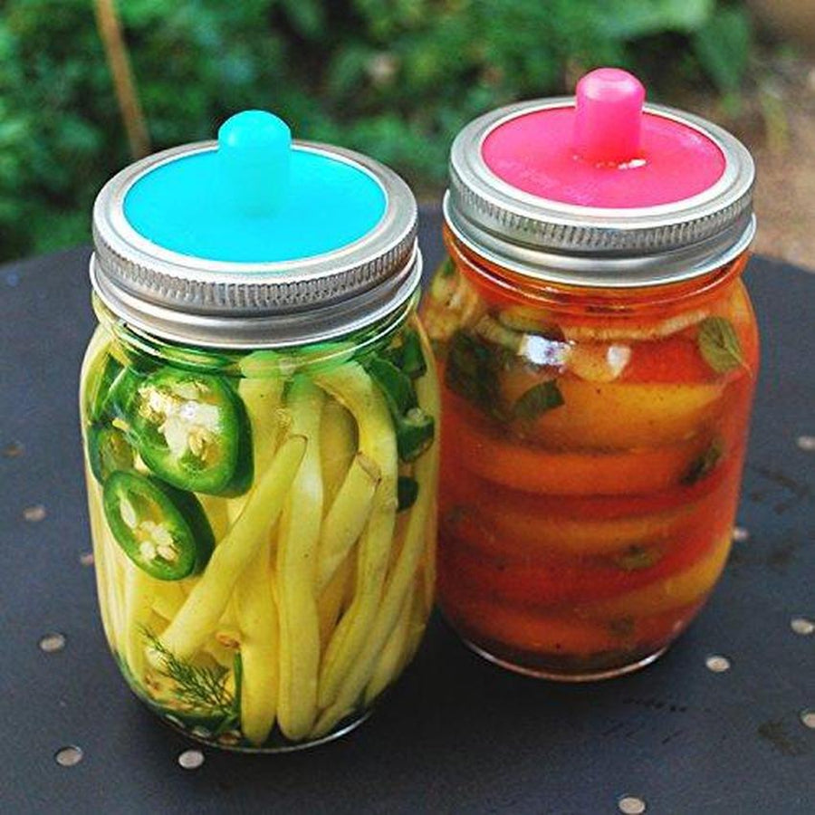 Pickle Pipe - Easy Fermentation Airlock for Mason Jars