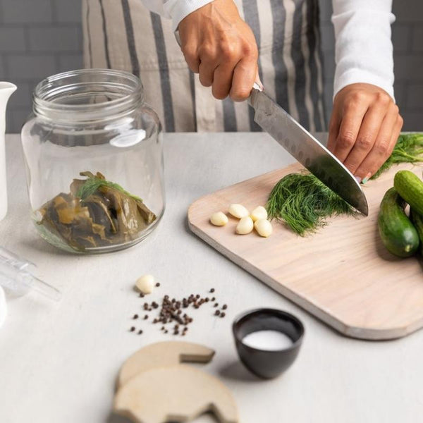 Fermented Pickle Preparation