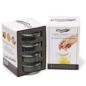 Glass Weights box (4 pack)