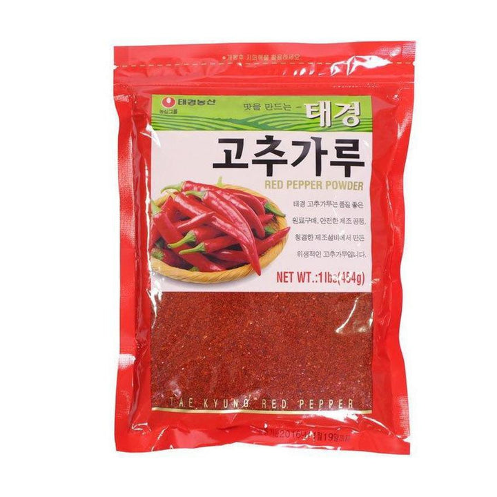 Gochugaru Chilli flakes bag