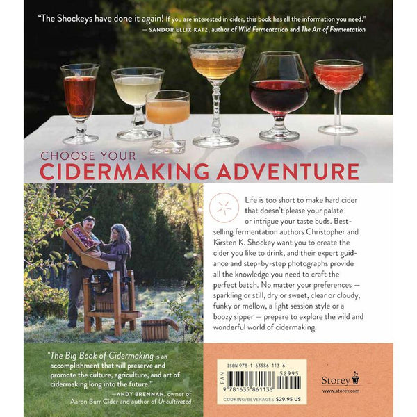 «The Big Book of Cidermaking»