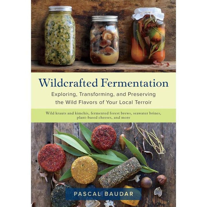 Wildcrafted Fermentation, book cover