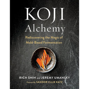 Book cover of Koji Alchemy