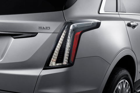 XT5 Clear Darkened Tail Lamp Package