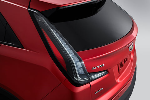 XT4 Darkened Tail Lamps