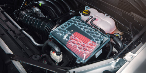 2019-2020 Next Gen Silverado Sierra Cold Air Intake