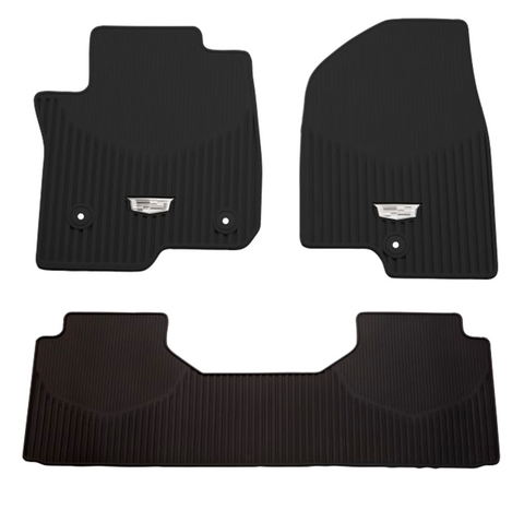 2021 Escalade All Weather Mat Packages