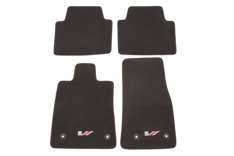 CTS V-Sport Premium Carpeted Floor Mats