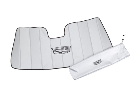 Cadillac Logo Sunshade Package