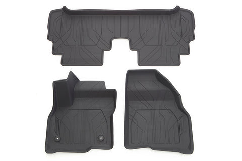 Bolt Front & Rear All Weather Floor Liners