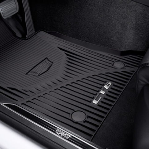 CT6 All Weather Floor Mats