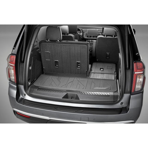 2021 Tahoe Integrated Cargo Liner in Colors