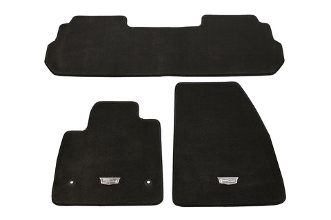 XT6 Premium Carpet Floor Mats
