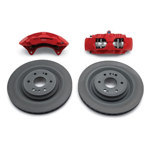 Chevy Performance Front 6 Piston Brembo Kit
