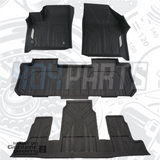 Chevy Traverse All Weather Floor Liners
