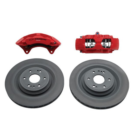 Brembo 6 Piston Front Brake Kit