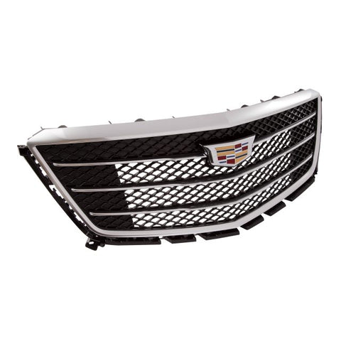 2017-2019 XT5 Black Ice Chrome Grille Package