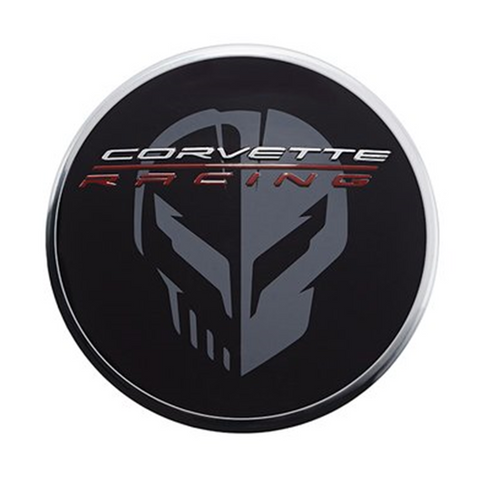 C8 Jake Logo Center Caps