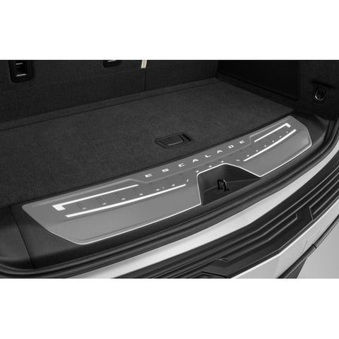 2021 Escalade Illuminated Cargo Sill Plate Kit