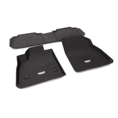 XT5 First & Second Row All Weather Floor Liners