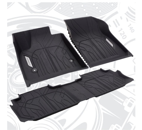 Chevy Blazer All Weather Floor Liners
