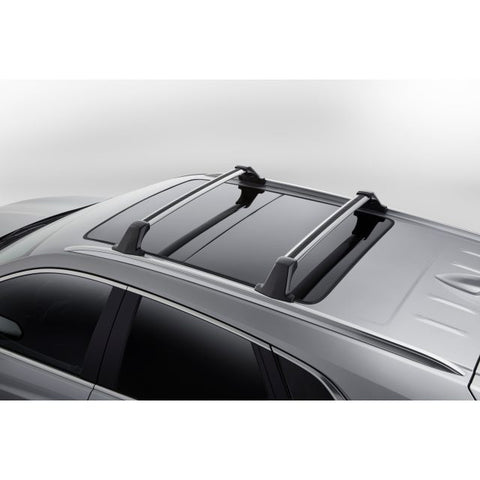 XT5 Silver Roof Cross Rails