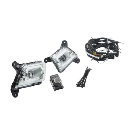 2019-2020 Silverado LED Fog Lamp Kit