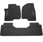 2021 Tahoe | Suburban All Weather Floor Mats