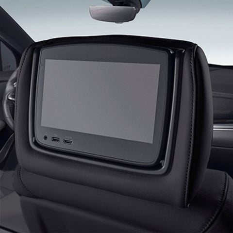XT6 Rear Seat Entertainment System
