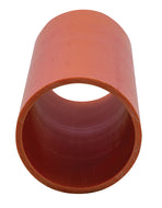 63mm Electrical PVC Heavy Duty Orange Slip Coupling