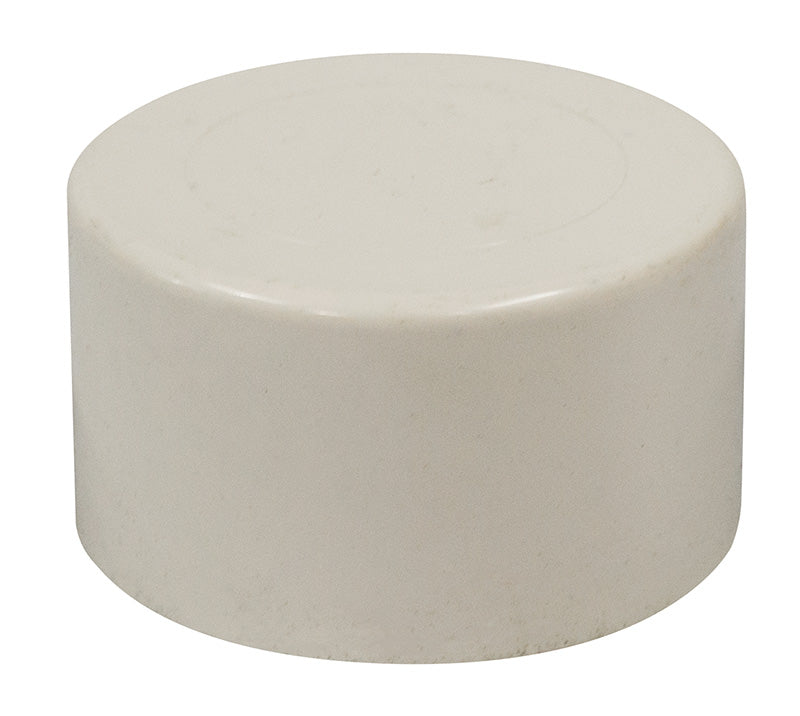 32mm Communication PVC Push on Cap
