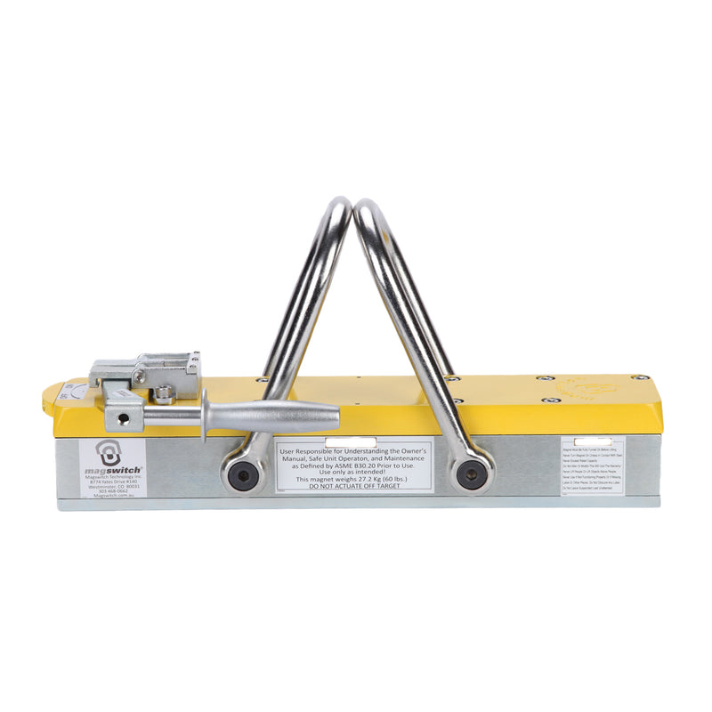 Magswitch MLAY 1000x6 Lifting Magnet - 8100482
