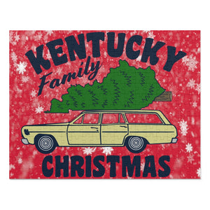 KENTUCKY FAMILY CHRISTMAS VACATION PUZZLE