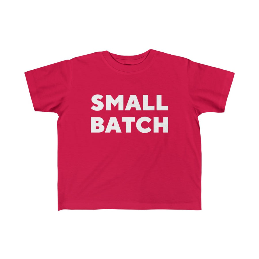 SMALL BATCH BOURBON KIDS TSHIRT