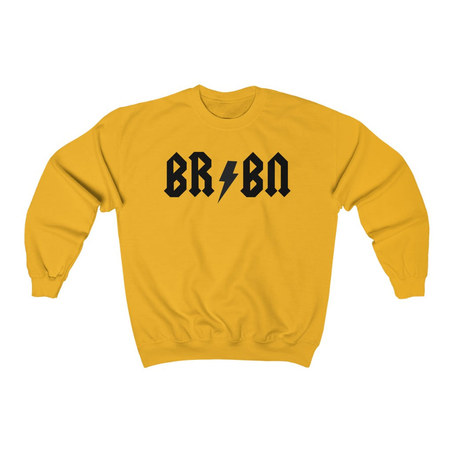 BRBN ROCKS SWEATSHIRT