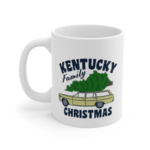 KENTUCKY FAMILY CHRISTMAS MUG