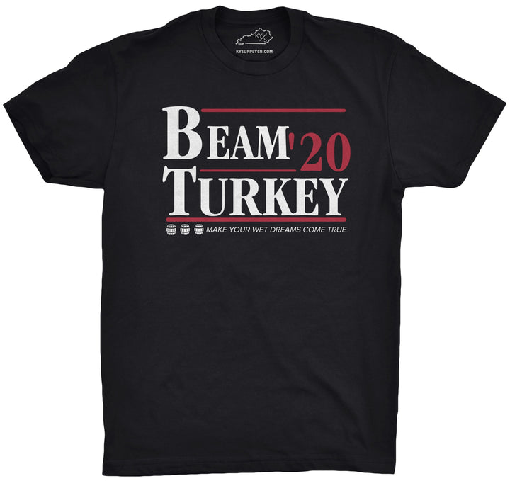 BEAM TURKEY 2020 TSHIRT (black)