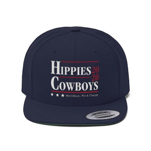 HIPPIES AND COWBOYS 2020 HAT