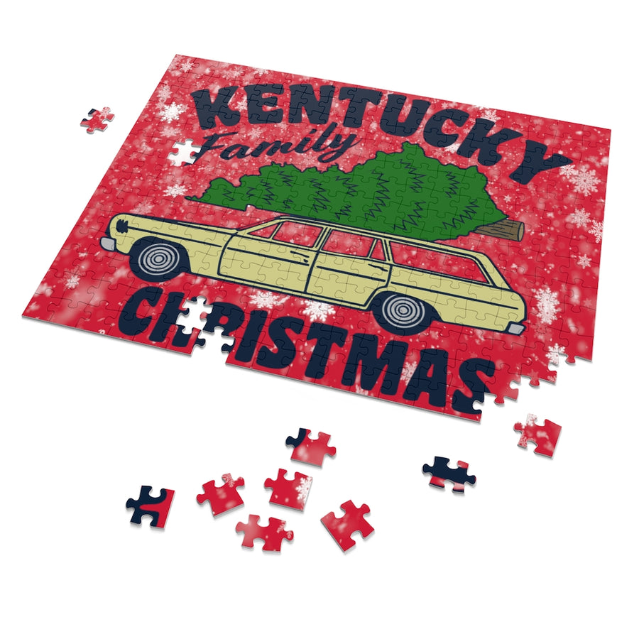 KENTUCKY CHRISTMAS VACATION PUZZLE