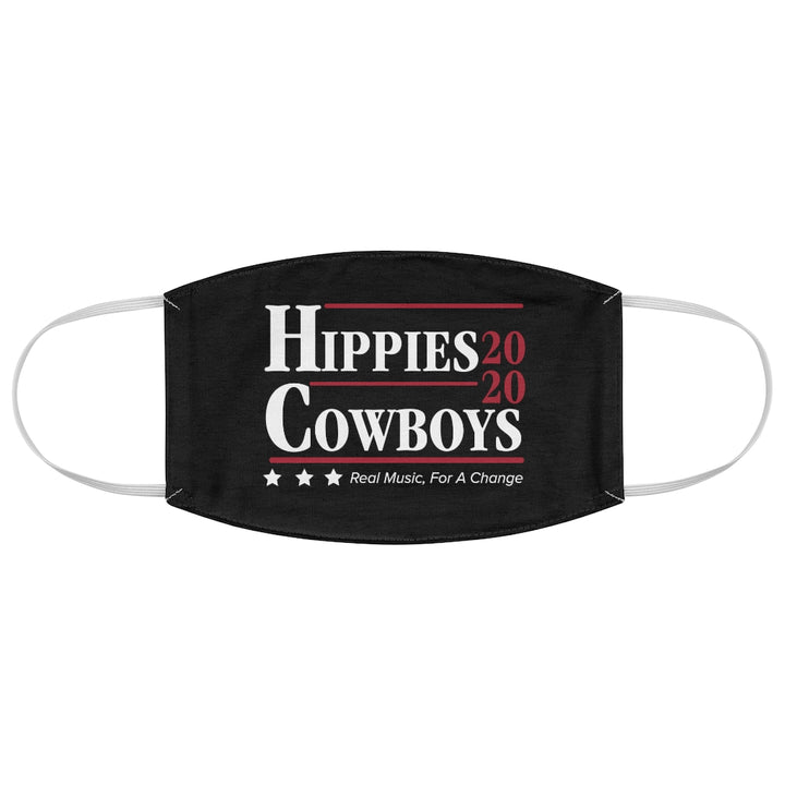 Hippies and Cowboys 2020 Face Mask