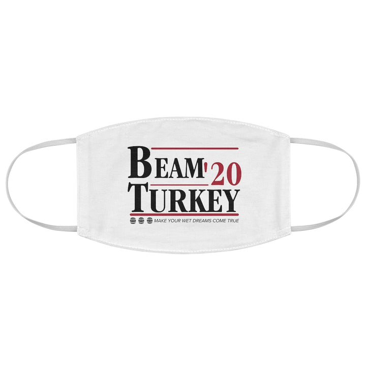 BEAM TURKEY 2020 FACE MASK WHITE