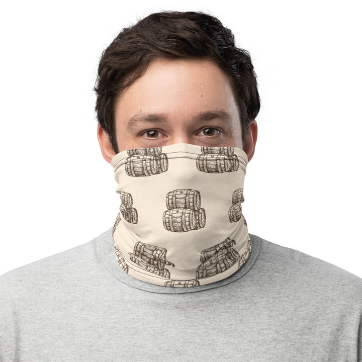 BOURBON BARREL NECK GAITER