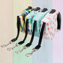 Colourful Retractable Lead - Farm City Pets