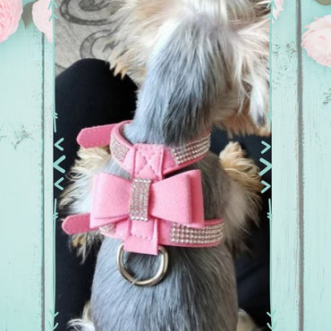 Blingy Bow Harness