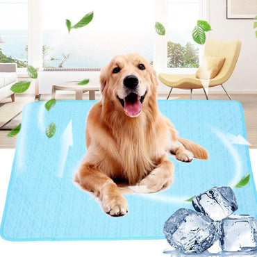 Summertime Pet Cooling Mat