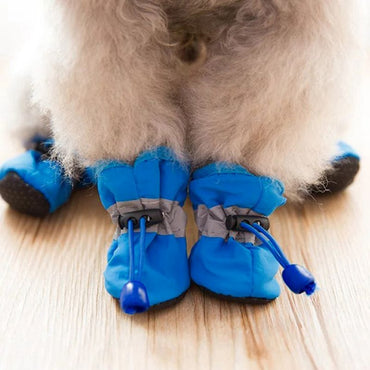 Winter Booties for Pets (1 SET) - Fast US Shipping!