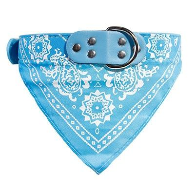 Adjustable Classic Neckerchief Collar - FarmCityPets